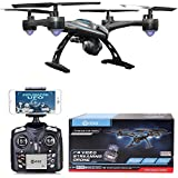 Contixo F5 FPV RC Quadcopter Drone with Wi-Fi Camera, Black