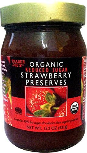 Trader Joe's Organic Strawberry Preserves