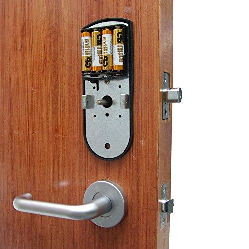 how to change door lock cylinder
