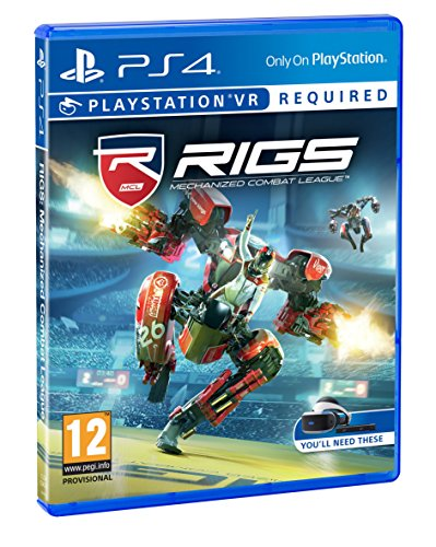 Juego Videoconsola Ps4 Rigs Mechanized League Vr Amazon Co Uk Pc