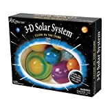 SCBUG-19862-2 - 3D SOLAR SYSTEM pack of 2