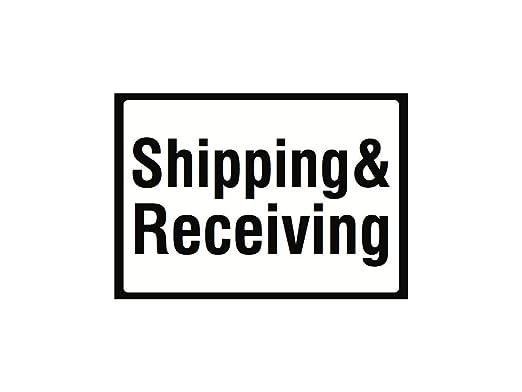 Fhdang Decor Señal de envío y recepción - Cartel de Zona de ...