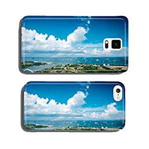 Garden by the sea, Singapore cell phone cover case Samsung S5
