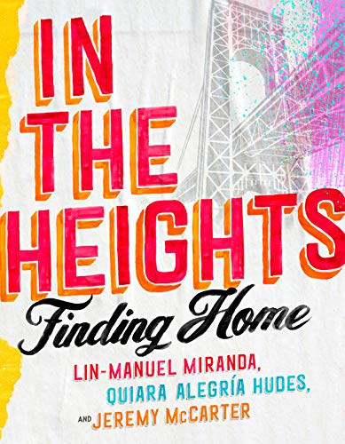 Book Cover: In the Heights: Finding Home