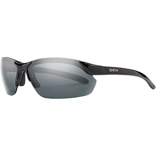 f44ccc53625 Amazon.com  Smith Parallel Max Polarized Sunglasses - Women s Black ...