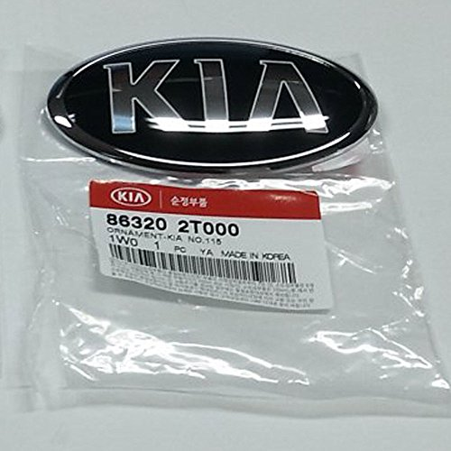 Kia Optima Gates (Kia Motors OEM Genuine 863202T000 Rear Trunk Emblem 1-pc For 2011 2012 2013 Kia Optima : K5)