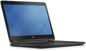 Dell Latitude E7450 14in FHD Business Laptop Computer, Intel Core i5-5300U Up to 2.9GHz, 8GB RAM, 256GB SSD, Backlit Keyboard, 802.11AC WiFi, HDMI, Windows 10 Professional(Renewed)