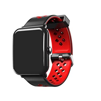 LCDIEB Reloj Deportivo Sport Smart Watch Hombres Mujeres ...