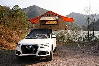 Tienda de campaña para techo de campamento, camping, al aire libre, refugio para el sol, toldo, camping, remolque: Amazon.es: Amazon.es