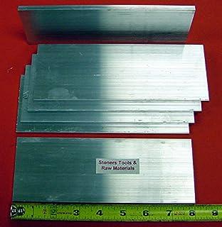 "4 Pieces 3//16/"" X 1-1//2/"" ALUMINUM 6061 FLAT BAR 24/"" long T6511 .187/"" Mill Stock"