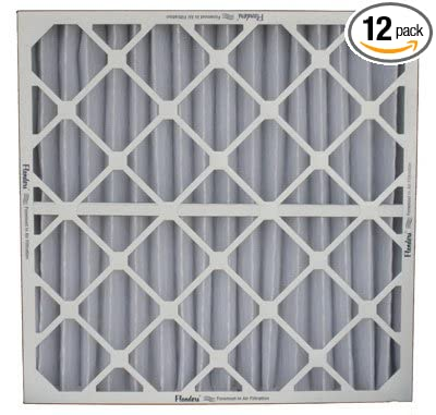 20x25x2 Percisionaire 40ldp Merv 8 Pack12 80055.022025