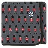 Kickee Pants Print Swaddling Blanket - Queen's