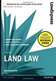 Land Law: Uk Edition (Law Express)