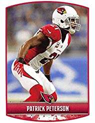2018 Panini NFL Stickers Collection #395 Patrick Peterson Arizona Cardinals Official Football Sticker
