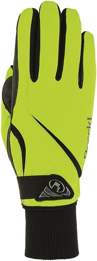 Roeckl Sports Winterhandschuhe Wismar Reithandschuhe Reiterhandschuh Unisex 6 11 Bekleidung