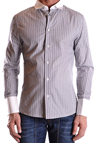 dirk-bikkembergs-mens-mcbi097004o-grey-cotton-shirt