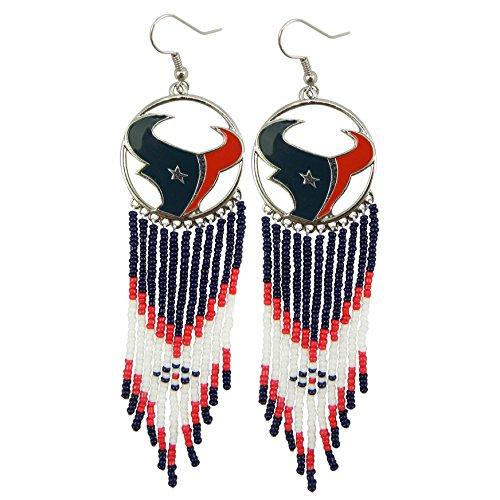 nfl-houston-texans-dreamcatcher-earring