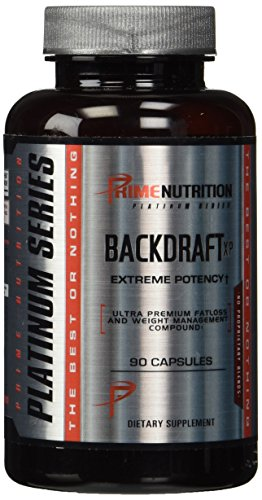 Prime Nutrition Backdraft-XP Supplement, 90
