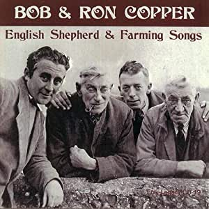 English Shepherd & Farming Son