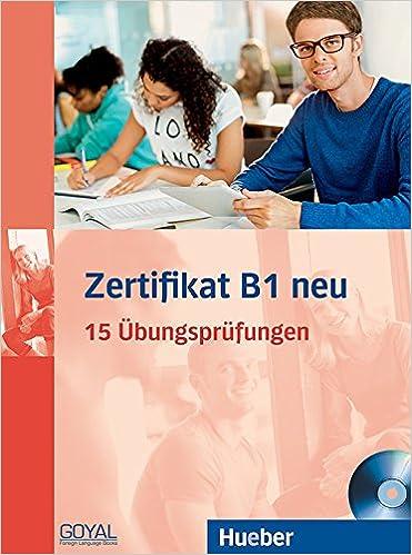Amazon.in: Buy Zertifikat B1 Neu 15 Ubungsprufungen + CD Book Online ...