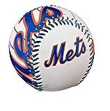 MLB New York Mets Retro Baseball, Blue
