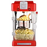 Great Northern Popcorn Machine Pop Pup 2-1/2oz Retro Style Popcorn Popper