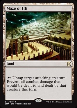 Magic: the Gathering - Maze of Ith - Eternal Masters