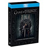 Blu-ray GOT Game of Thrones: Season 1 [ Audio in English + French + Spanish ] [ Brazilian Edition ]