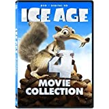 Ice Age 4 Movie Collection [Import]