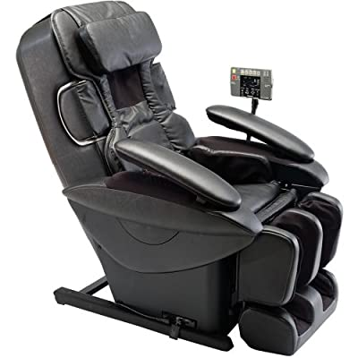 Real Pro Ultra Massage Chair with Junetsu, Black
