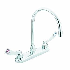 Moen 8289 Commercial M-Dura Kitchen Faucet 2.2 gpm, Chrome