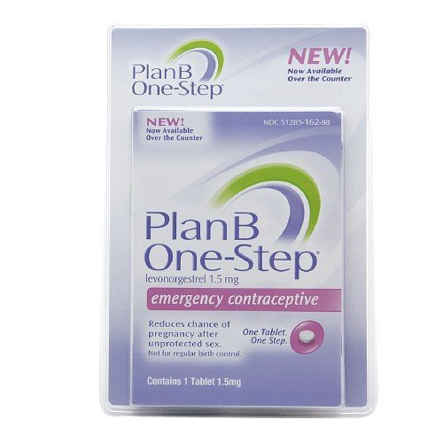 Plan One step Emergency Contraceptive Tablet product image