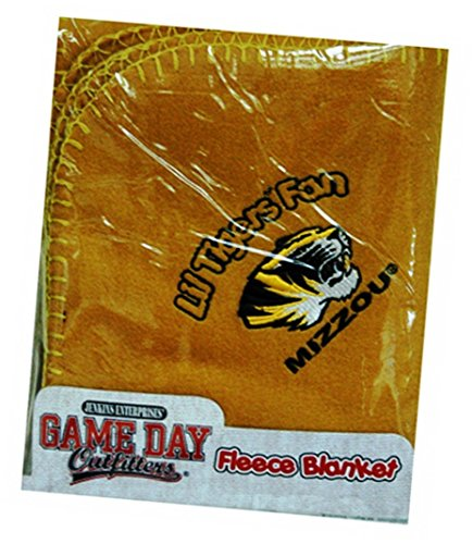 (Missouri Tigers Lil Fan Baby Fleece Blanket Mizzou)