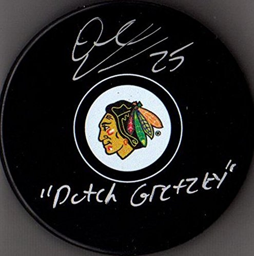 Dale Weise Autographed Signed and Inscribed
