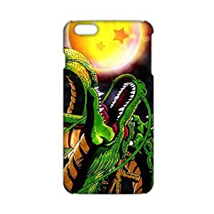 Cool-benz Green fierce dragon 3D Phone Case for iPhone 6 plus