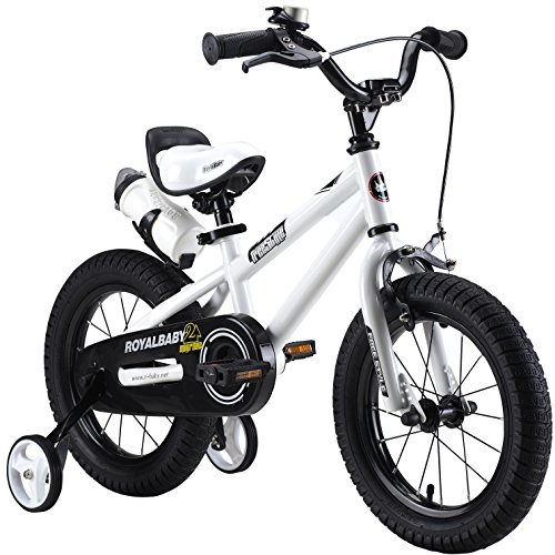 Royalbaby RB16B-6W BMX Freestyle Kids Bike, Boy's Bikes and