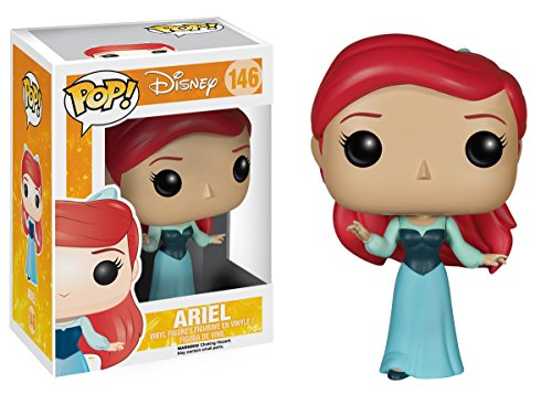 Funko Disney Little Mermaid Ariel Blue Dress Pop Vinyl Figure