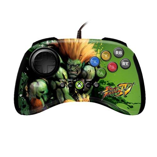 Xbox 360 Street Fighter IV FightPad  - Blanka