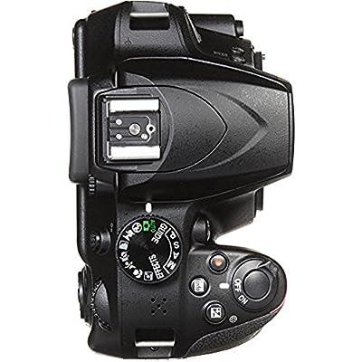 Nikon D3400 DSLR Camera w/ AF-P DX NIKKOR 18-55mm f/3.5-5.6G VR and 70-300mm f/4.5-6.3G ED Lens - Black (Certified Refurbished)