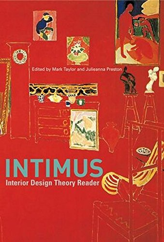 INTIMUS: Interior Design Theory Reader by Academy Press