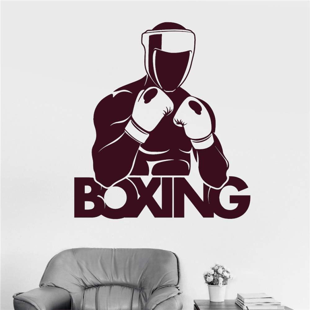 jiuyaomai Etiqueta de la Pared del Boxeador Decoración para el ...