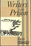 Writers in Prison, Ioan Davies, 0631168311