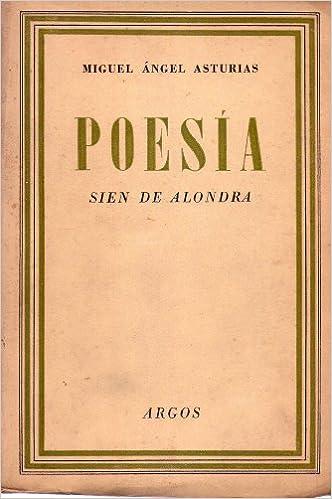 Amazon.com: POESIA SIEN DE ALONDRA. Con prefacio de Alfonso ...