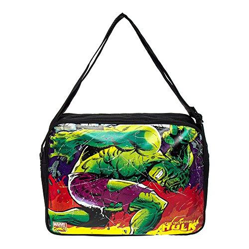 Bandolera de Marvel Comics El Increíble Hulk (Multicolor) - talla unica