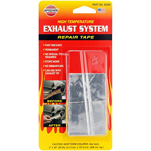 "Versachem (82009-12PK) 2"" x 40"" Exhaust System Repair Tape, (Pack of 12)"