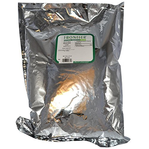 Frontier Bulk Spearmint Leaf Cut & Sifted 1 lb. package - 3PC by Frontier
