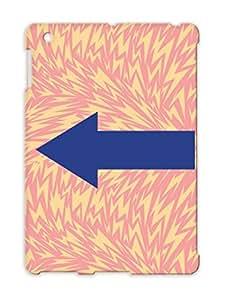 Arrow Symbols Shapes Navy For Ipad 3 Arrow Case Cover