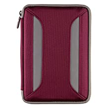 M-Edge Latitude 360° Case for iPad Mini (Purple)