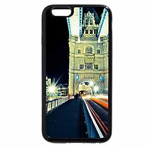 iPhone 6S / iPhone 6 Case (Black) beautiful tower bridge