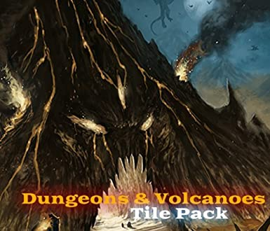 Amazon com: RPG Maker VX Ace DLC - Dungeons & Volcanoes Tile Pack